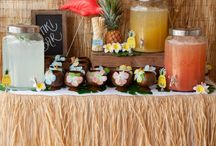 Festa Havaiana ideias