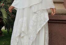 Abaya, gamis, maxi dress