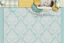 Scrapbook Pages - Little Boys / by Lauren Mullarkey