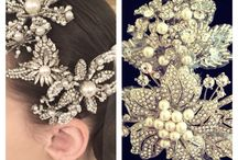Bridal hair accessories and hair trends for 2016