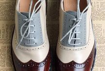 Oxford Women Shoes