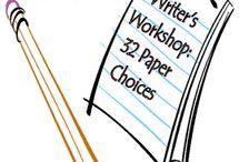 Writers workshop / by Mona Litterell