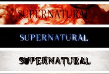 Supernatural / Saving people Hunting things The family business