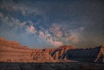 Landscape Astrophotography / Nightscapes/Starscapes from the beautiful South Dakota