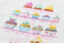 cross stitch / by Nuriya Khegay