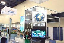 Diamonds International Exhibit at Cruise Shipping Miami 2014 / Diamonds International Exhibit at Cruise Shipping Miami 2014