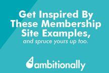 Website Members area Advice