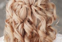 Hairstyles / Wedding hair