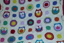 Mes créations Lélie Fée / Mon blog Lélie Fée. Mes tricots, couture, crochet, point de croix et autre lubies farfelues