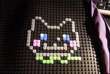 Pixelbag / Úpravy vzhledu batohu