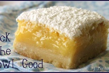I Bake! / Sweet treats!