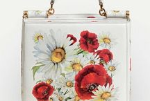 Dolce & Gabbana Summer 2016 'Spring in the City' Accessories / Very glamour Bags and Accessories for the Spring-Summer 2016!!!