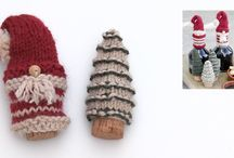 Christmas pattern Video Tutorials / In this board we gather videos that will help you knitting and crocheting some of DROPS' patterns. Remember that our videos do not have sound and that you will need to read the pattern and look at the diagrams as well in order to fully understand what to do. All our videos are available in several languages, just look for the dropdown menu to see which.
