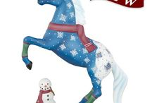 Holiday 2015 Painted Ponies