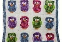 Owl Afghans