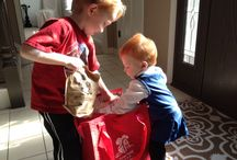 The Red Bag Delivery