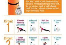 Workout - Tabata