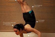 Yoga! / by Camilla Kistner