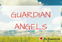 Guardian Angels / All about your Guardian Angels, and ways you can enhance your relationship with them!