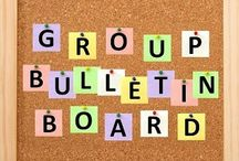 Group Board / anything, keep it clean. :)