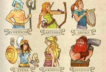 Görög istenek