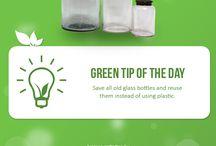 21 D Challenge / Green tips