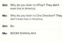 Kpop memo