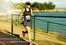 Running Inspiration / running, half marathon, marathon, 5km 10km, inspiration and motivation / by Move Fuel Love