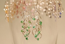 Earring designs / by Jacki Smith