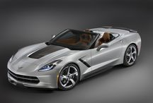 2015 Corvette Stingray / Pictures of the 2014 Corvette Stingray Coupe and Convertible! / by KerbeckCorvette