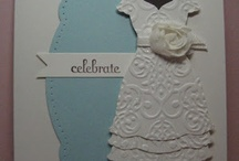 All dressed up stampin up / Cut outs