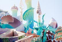 mermaid palace / by whythecagedbird singz