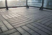 BALCONY FLOORING – Balconies give us freedom... / We supply and install balcony flooring tiles on condo balconies in Toronto.