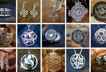 Esoteric Jewelry / Jewelry I want but probably can't afford! All things that glitter!