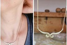 beautiful necklaces by Dalya Israeli
