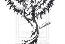 Phoenix Tattoo Designs / Tattoo