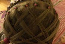 Haarcreaties braids