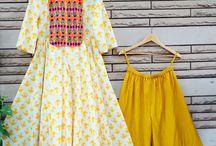 Mimi Indian dresses