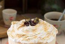 Tarta Limon y merengue