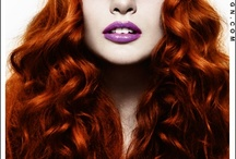 Hair color/ cut/ style / by Nicole Kabik