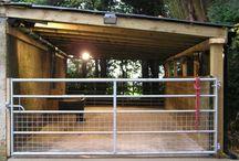 Stavby pro koně