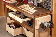 Workshop/Garage / by ToddKristy McAllister