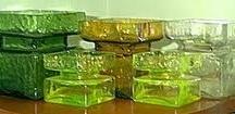 Vintage GLASS, Scandinavian Glass