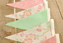 Bunting Love / by LeeAnn Price Willging