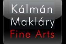 Kalman Maklary Fine Arts / http://www.kalmanmaklary.com  https://www.facebook.com/KalmanMaklary.FineArts  The Kálmán Makláry Fine Arts gallery is dedicated to the artists of the Post-War School of Paris. Especially the Abstract and Surrealist movements with artists like Judit Reigl, Simon Hantai, François Fiedler...