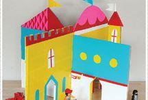 casas y castillos