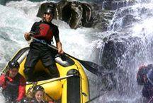Aventure sports / Deportes de aventura
