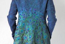 Handmade wool coat dreams