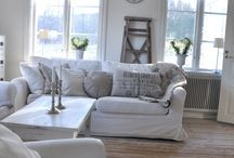 Lovely Living Rooms / by Brenda Robert Fontaine