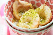 recipe pears / by ulle wulle